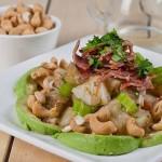 Bacon, Avocado & Potato Salad
