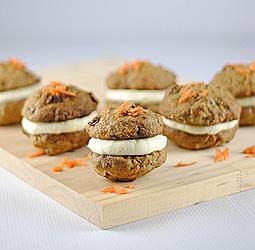 Carrot Cake Cookies - square 250