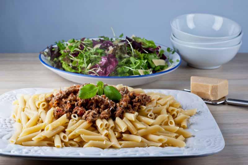 Pregnant Jool's Pasta  - Jamie Oliver