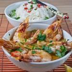 Low Fodmap Thai Red Prawn Curry