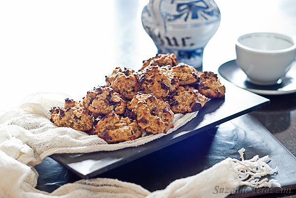 Granola cranberry choc cookies - 600-0093