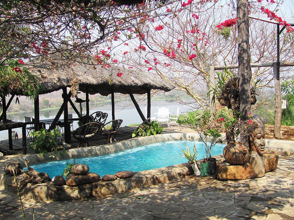 Zambezi fishing lodge for sale