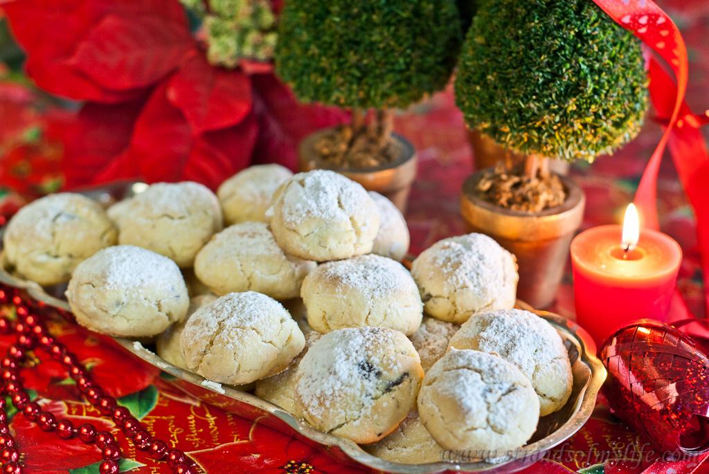 Snowball Cookies - Low Fodmap & gluten-free