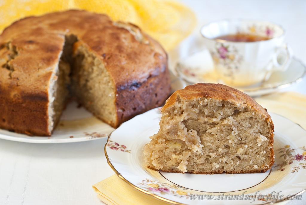 Banana Cake - Low Fodmap and Gluten-Free
