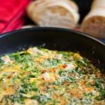 Fish Omelette - Low Fodmap & Gluten-Free