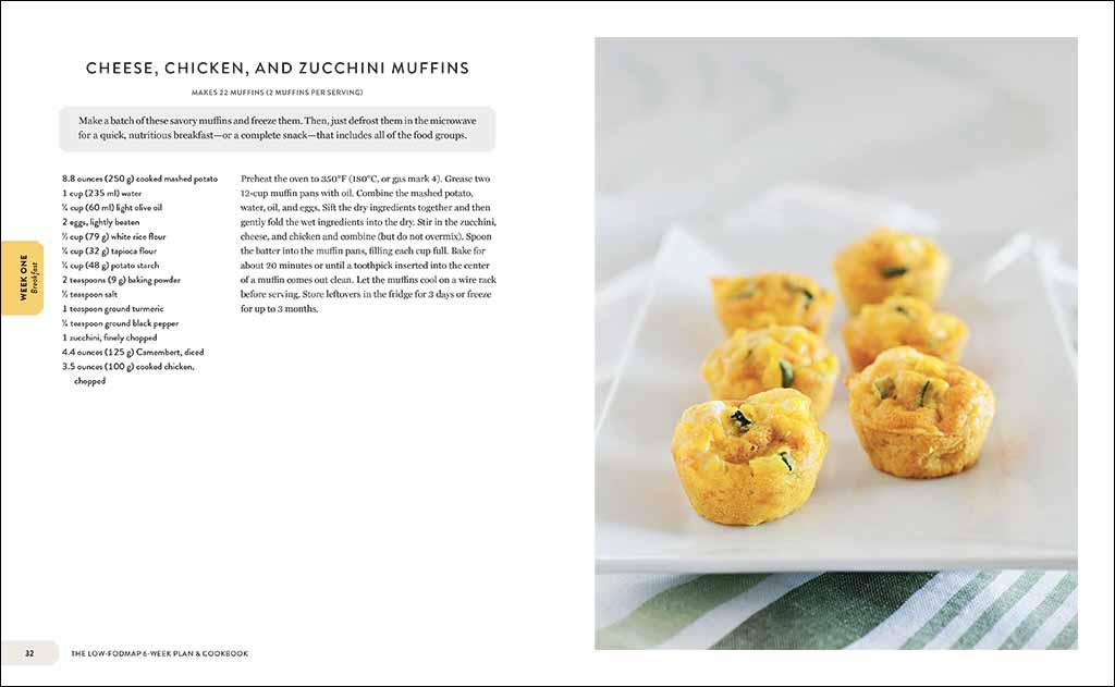 Cheese, Chicken and Zucchini muffins