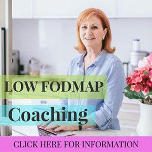 6-week Low Fodmap Coaching program