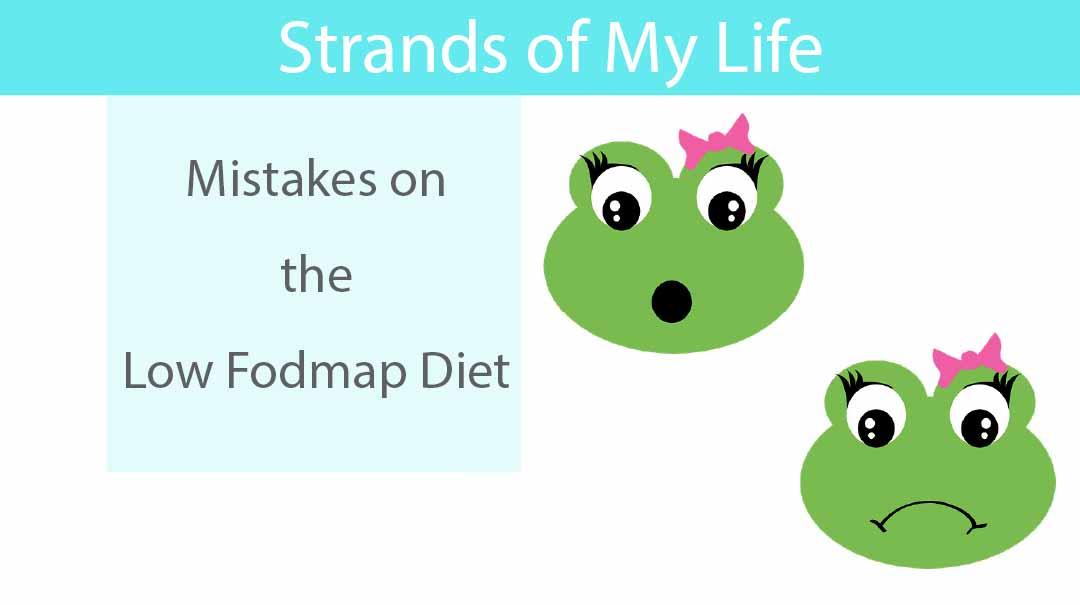 low fodmap diet mistake