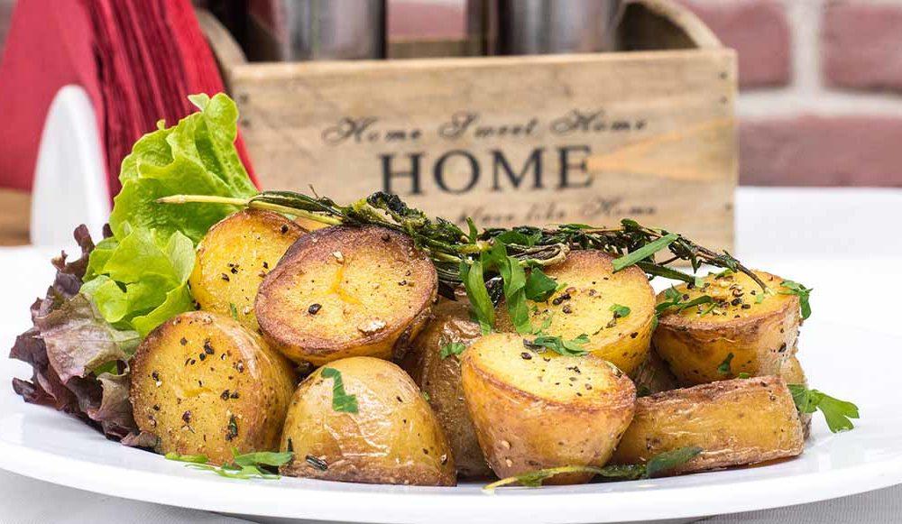 Low Fodmap baked-potatoes